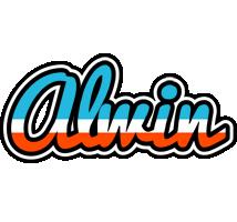 Alwin america logo