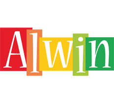 Alwin colors logo