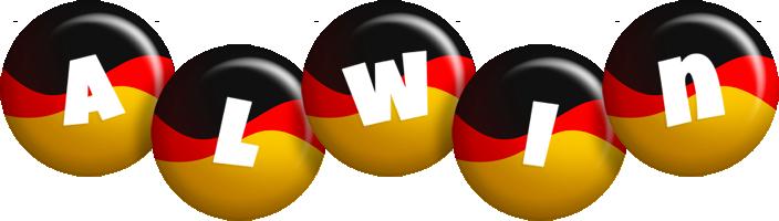 Alwin german logo