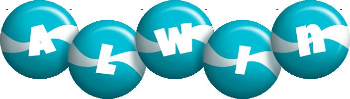Alwin messi logo