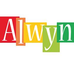 Alwyn colors logo