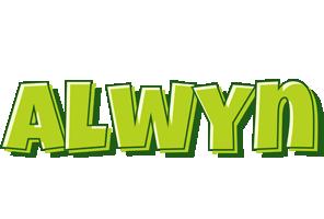 Alwyn summer logo