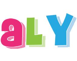 Aly friday logo
