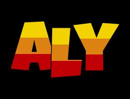Aly jungle logo
