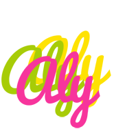 Aly sweets logo