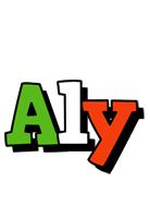 Aly venezia logo