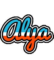 Alya america logo
