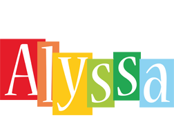 Alyssa colors logo