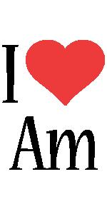 Am I Love Logo