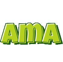 Ama summer logo
