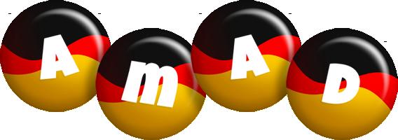 Amad german logo