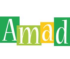 Amad lemonade logo