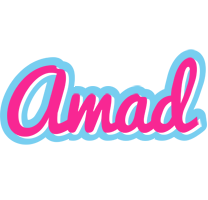 Amad popstar logo