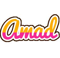 Amad smoothie logo