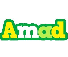 Amad soccer logo