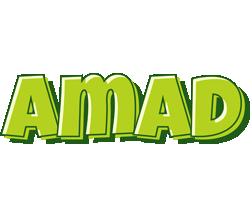 Amad summer logo