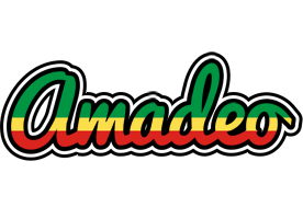 Amadeo african logo