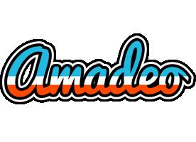 Amadeo america logo