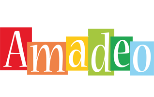 Amadeo colors logo