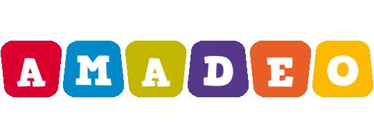 Amadeo daycare logo
