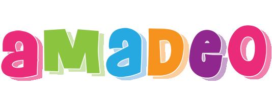 Amadeo friday logo