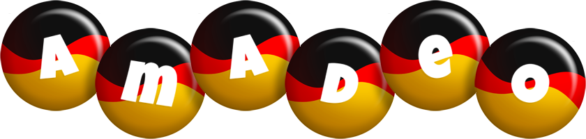 Amadeo german logo