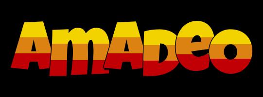 Amadeo jungle logo