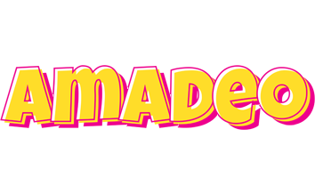 Amadeo kaboom logo
