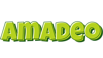 Amadeo summer logo