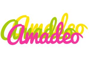 Amadeo sweets logo