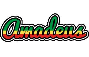 Amadeus african logo