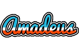 Amadeus america logo