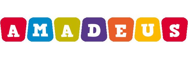 Amadeus daycare logo