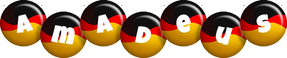 Amadeus german logo