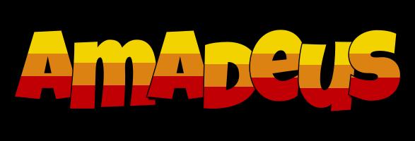 Amadeus jungle logo