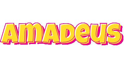 Amadeus kaboom logo