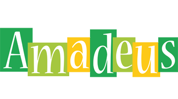 Amadeus lemonade logo