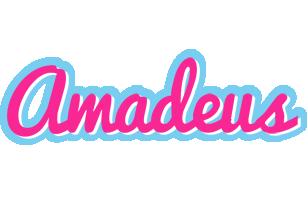 Amadeus popstar logo