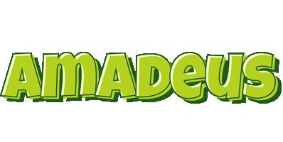 Amadeus summer logo