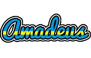 Amadeus sweden logo