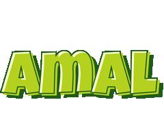 Amal summer logo