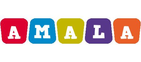 Amala daycare logo