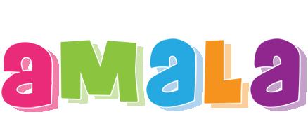Amala friday logo