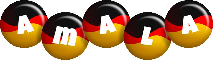 Amala german logo