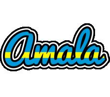Amala sweden logo