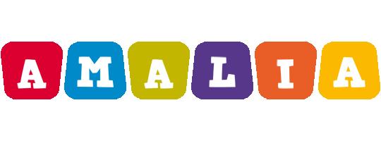 Amalia daycare logo