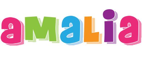 Amalia friday logo
