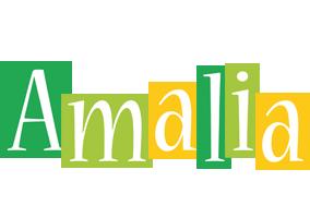 Amalia lemonade logo