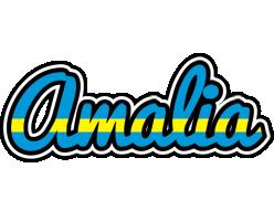 Amalia sweden logo