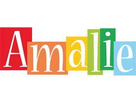 Amalie colors logo